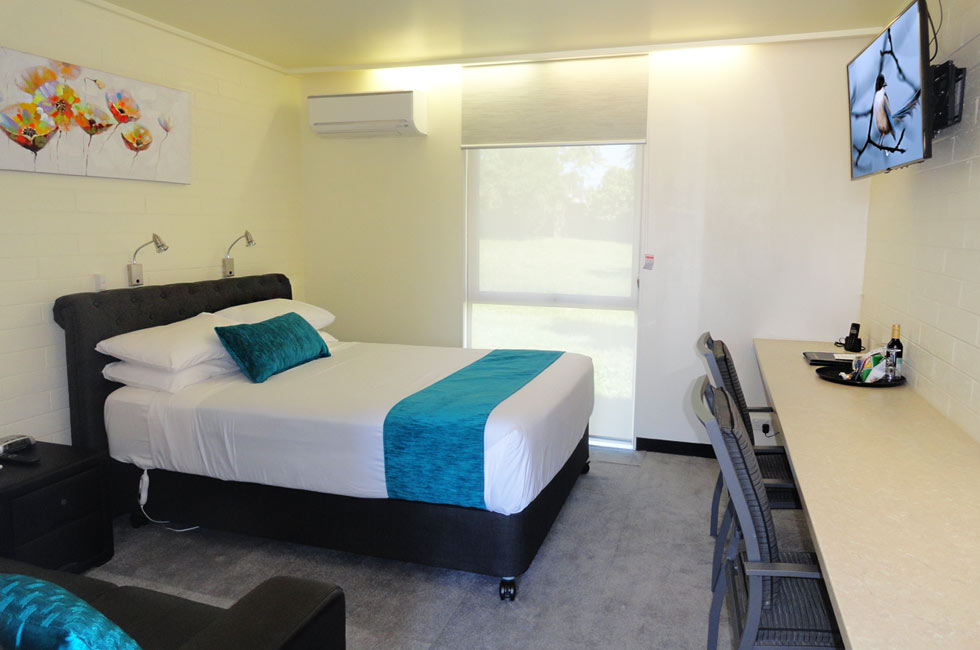 Leongatha Motel is ideally situated for business recreation and travellers